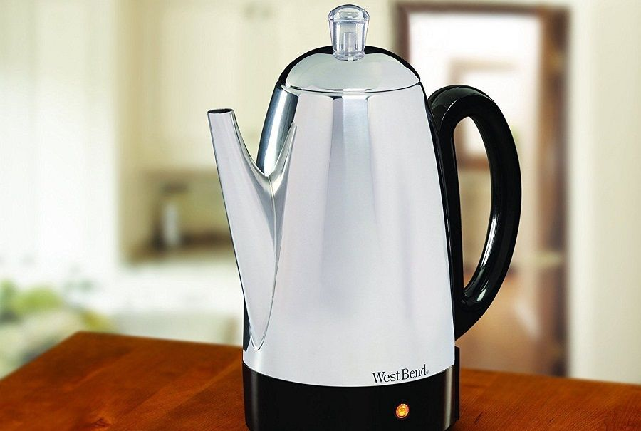 West Bend Classic 12-Cup Coffee Percolator Review