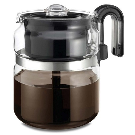 Medelco 8 Cup Coffee Percolator