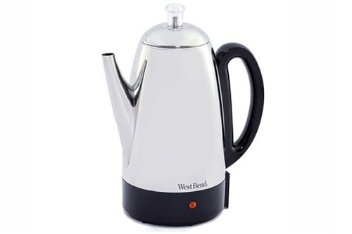West Bend Classic Electric Percolator