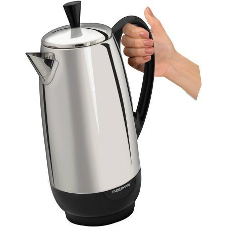 Farberware 12-Cup Percolator In Hand