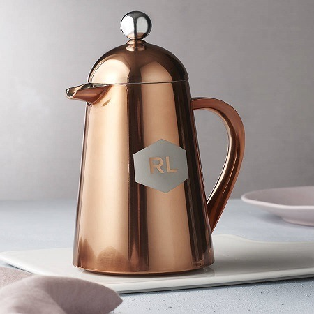 Golden Coffee Percolator