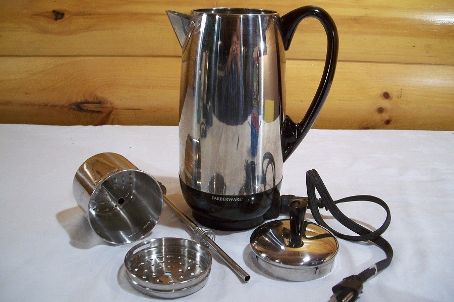 Farberware 12-Cup Coffee Percolator Review
