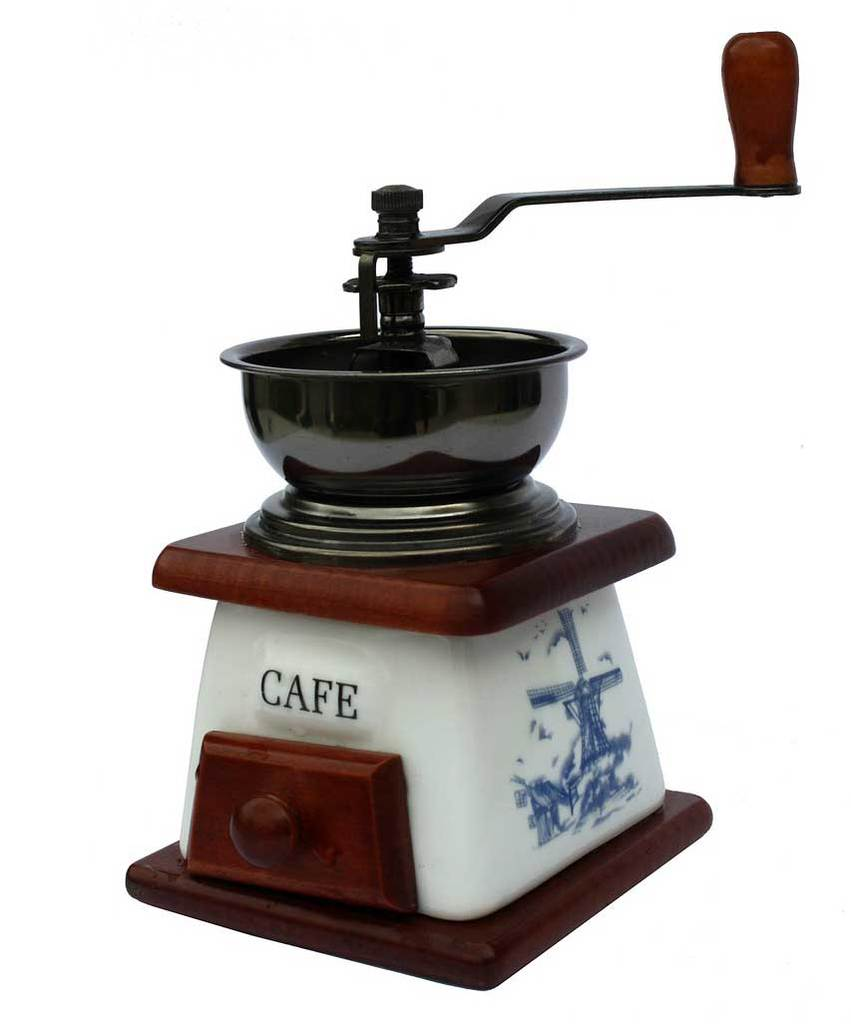 Featured Image of a Manual Coffee Grinder