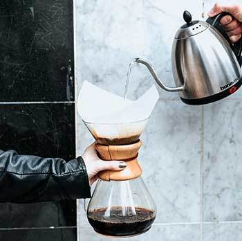 Chemex Coffee Maker Review - Meticulous Prep Work