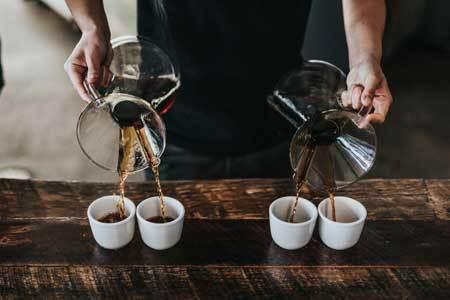 Coffee Characteristics - Flavor Profile