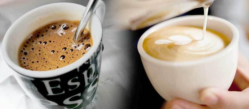 Espresso vs Latte - Featured Image